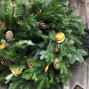 Barney Wreath